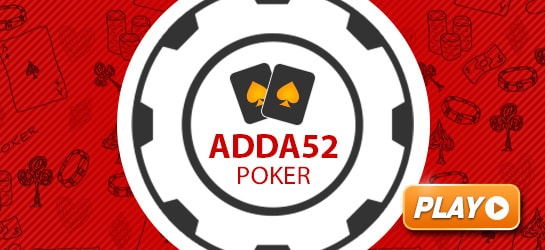 Adda52 Poker Game