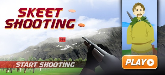 Skeet Shooting Game