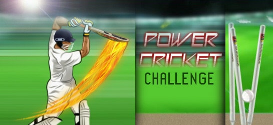 Power Cricket Challenge Game