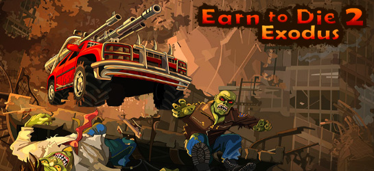 Earn to Die 2: Exodus Game