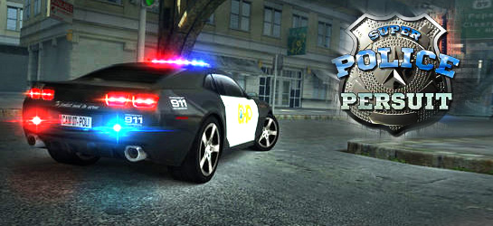 Police Pursuit 3D Game - Action Games