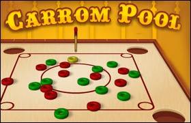 Carrom Pool Game