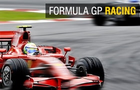 Formula GP Racing Game
