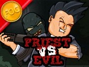 Priest Vs Evil Game - New Games