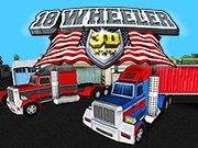 18 Wheeler 3D Game - New Games