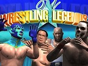 Wrestling Legends Game - New Games