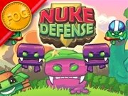 Nuke Defense Game - New Games