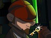 Detective Conrad Game - New Games