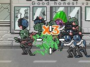 Om Nom Zombies Game - Zombie Games