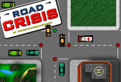 Road Crisis Game - New Games