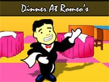 Dinner At Romeos Game - New Games