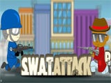 Swat Attack Game - New Games