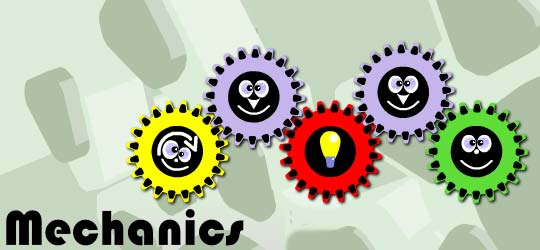 Mechanics Game - Strategy Games