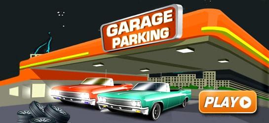 Garage Parking Game - RPG Games