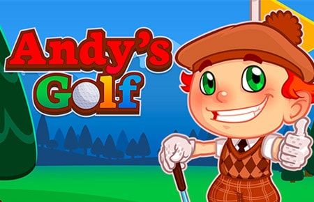 Andy Golf Game - ZK- Puzzles Games