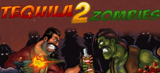 Tequila Zombies 2 Game - Zombie Games