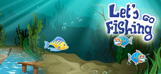 Let's Go Fishing Game - Sports Games