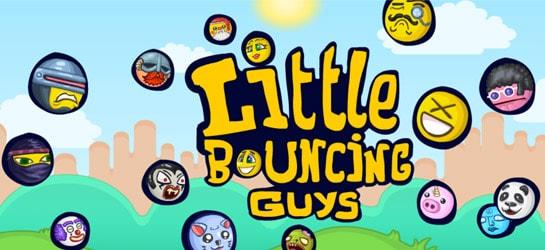 Little Bouncing Guys