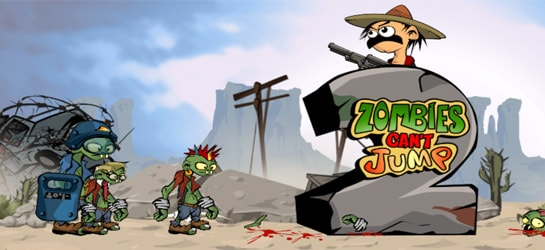 Zombies Cant Jump 2