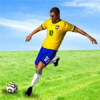 Running Soccer Game - Running Games
