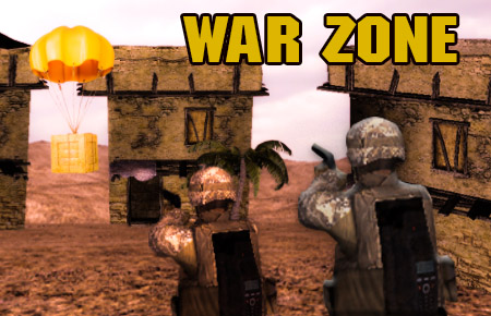 War Zone Game - Action Games
