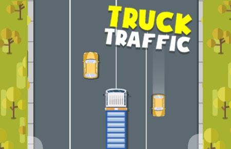 Truck Traffic Game - Racing Games