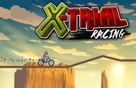X Trial Racing Game - Racing Games