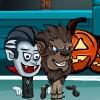 Halloween Basketball Legends Game - Sports Games