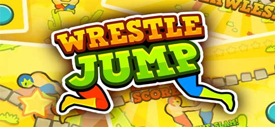 Wrestle Jump Game - Action Games