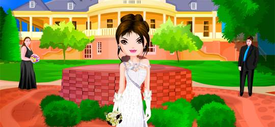 My Wedding Game - Girls Games