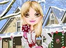 Winter Wedding Game - Girls Games