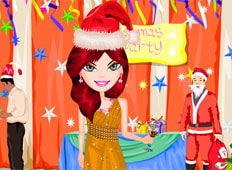 Christmas Party Dress Up Game - Dress-up Games