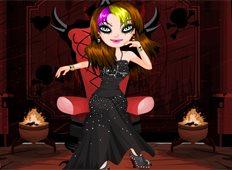 Emo Evil Game - Girls Games