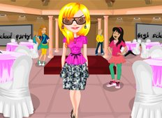 New Peplum Fashion Game - Girls Games