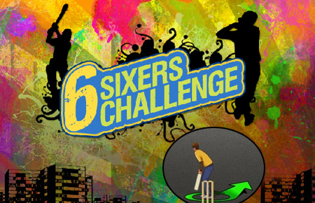 6 Sixers Challenge Game - Cricket Games