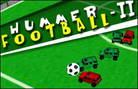 Hummer Football II Game - Football Games