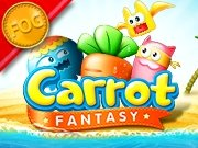 Carrot Fantasy Game - New Games