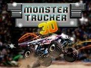 Monster Trucker 3D Game - New Games