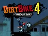 Dirt Bike 4 Game - New Games