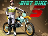 Dirt Bike 5 Game - Bike Games