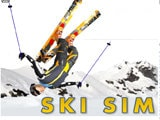 Ski Sim Game - New Games