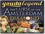 Youda Legend The Curse of the Amsterdam Diamond Game - New Games
