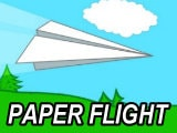 Paper Flight Game - New Games
