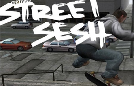 Street Sesh 3 Game - Adventure Games