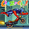 Crazycle Game - Racing Games