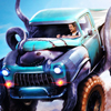 Monster Trucks Racing GP Game - Android Games