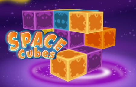 Space Cubes Game - Arcade Games