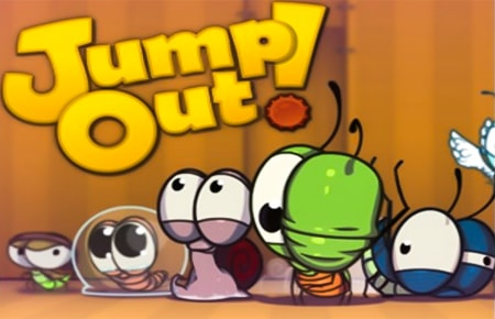 Jump Out! Workshop Game - Arcade Games