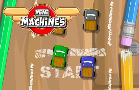 Mini Machines Game - Arcade Games