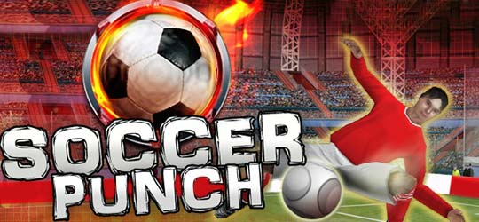 Soccer Punch Game - Sports Games